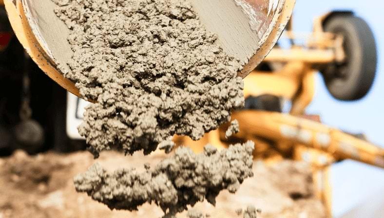 Товарные смеси и бетон